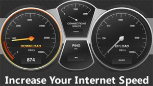 4 Tips on How to Increase Internet Speed